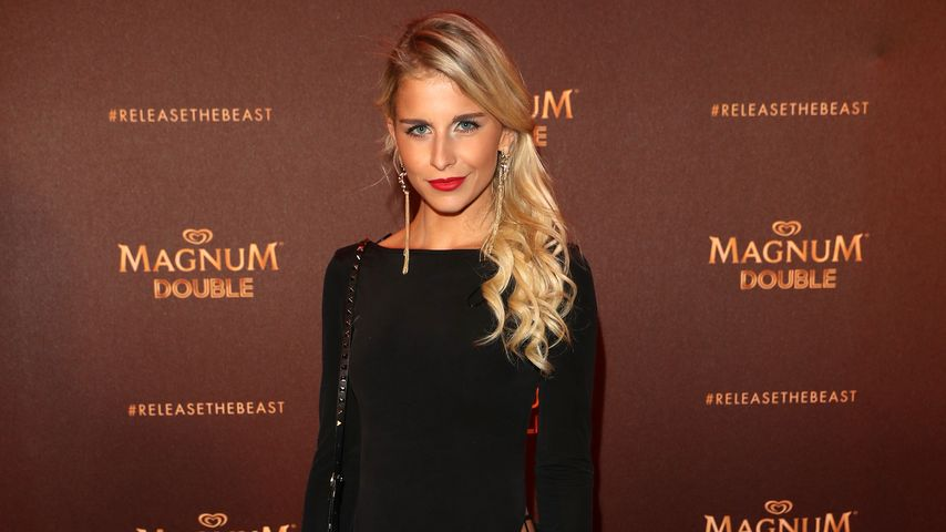 "Bloggerin Caro Daur bei der ""Magnum Doubles Party"" in Cannes 2016"
