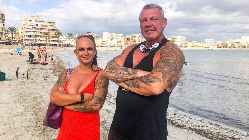 "Caro und Andreas Robens in ""Caro & Andreas – 4 Fäuste für Mallorca"""