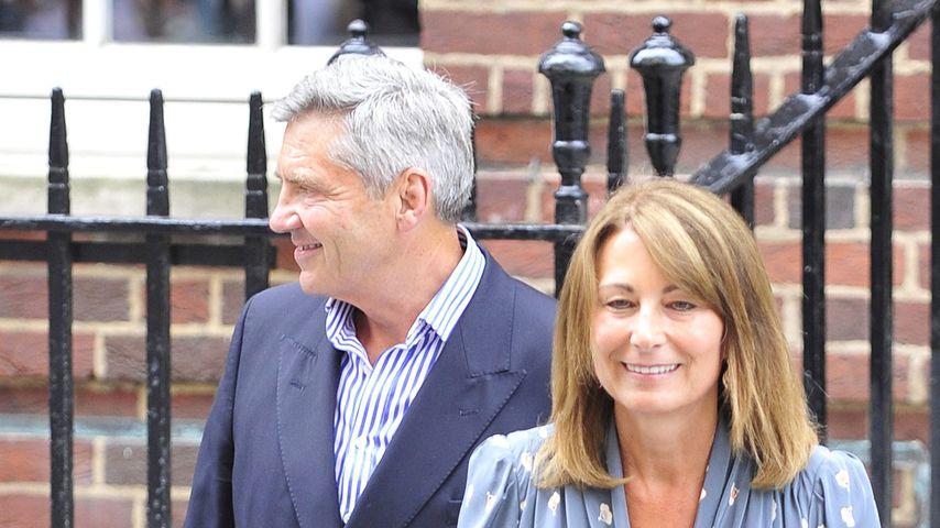 Michael und Carole Middleton
