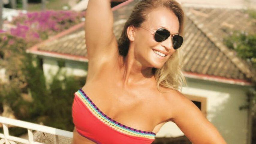 Im Bikini: Caroline Beil läutet sexy Hochzeits-Countdown ein