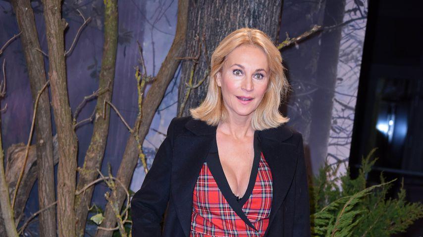 """Caroline Beil auf der Europa-Premiere von """"Bird Box"""" im November 2018"""