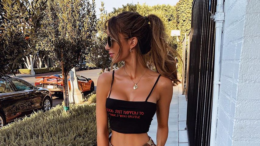 Caroline Einhoff, Instagram-Model