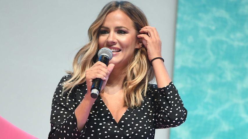 Caroline Flack im August 2018