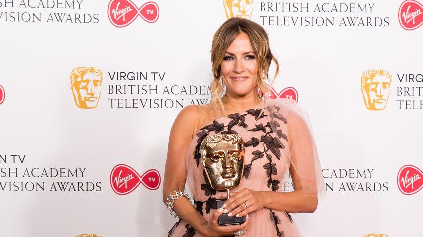 Caroline Flack bei den British Academy Television Awards 2018