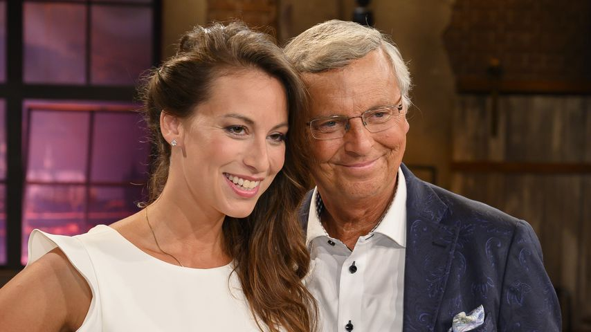 """Caroline und Wolfgang Bosbach in der WDR-Talkshow """"Kölner Treff"""""""