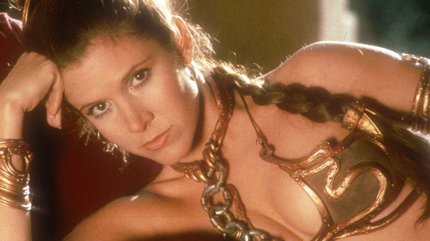 Enthüllt: Trägt Prinzessin Leia jetzt auch ein Laserschwert?
