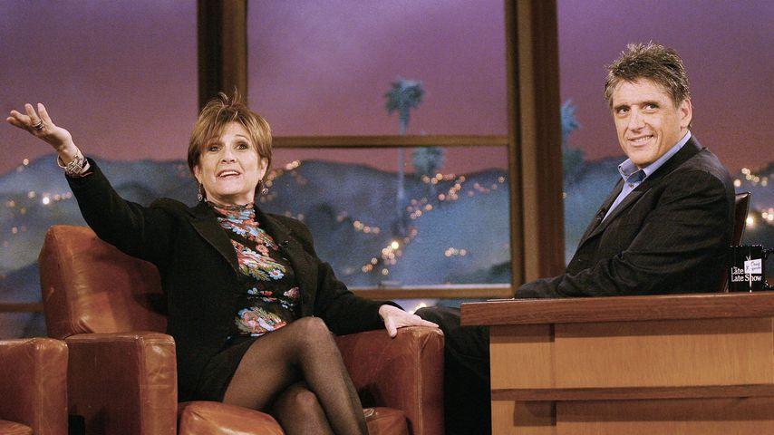 Carrie Fisher und Craig Ferguson 2006
