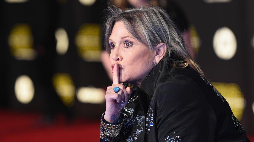"""Rätsel gelöst: So kehrt Carrie Fisher in """"Star Wars"""" zurück"""