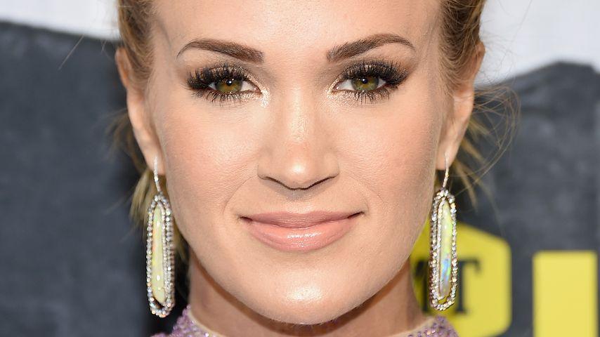 Carrie Underwood: Horror-Unfall als Ausrede für Facelift?