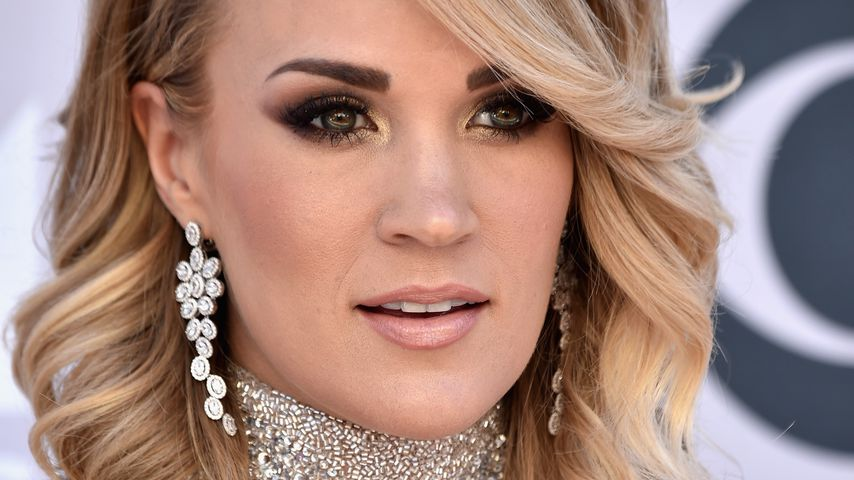 Carrie Underwood bei den  Country Music Awards 2017