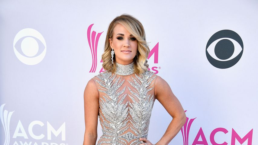 Carrie Underwood bei den Academy Of Country Music Awards 2017