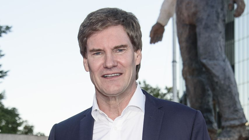Carsten Maschmeyer bei der BILD100-Party in Berlin