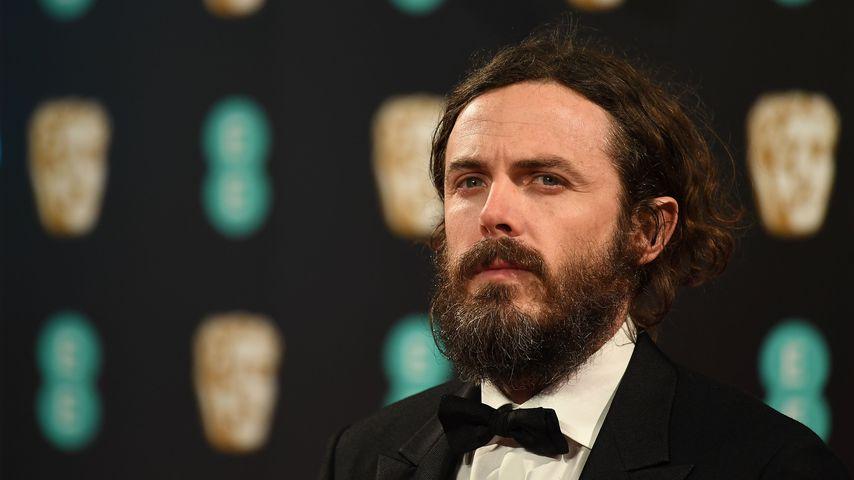 Casey Affleck bei den British Academy Film Awards 2017