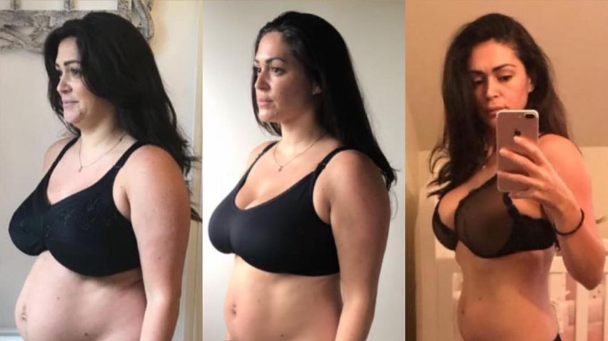 Neu-Mama Casey Batchelor zeigt ihren krassen After-Baby-Body