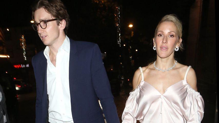 Ellie Goulding und Caspar: Keine Liebe auf den ersten Blick