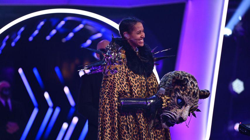 """""""The Masked Singer""""-Zweite: Cassandra Steen ist der Leopard"""