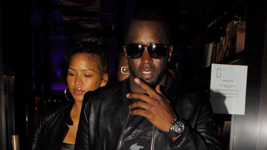Cassie und P. Diddy in Los Angeles