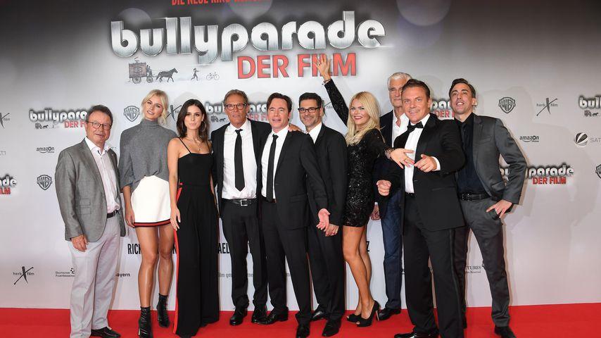 """Cast und Crew von """"Bullyparade - der Film"""", 2017"""