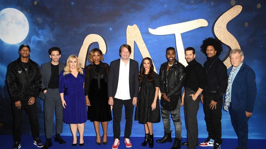 """Cast und Crew von """"Cats"""" bei der Weltpremiere in New York"""