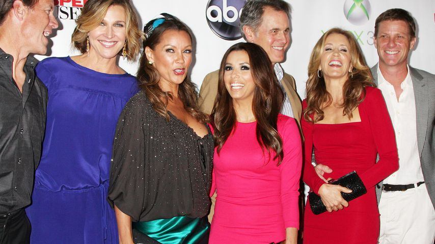 """Desperate Housewives""-Cast"