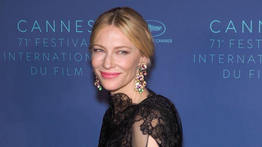 Cate Blanchett beim Gala Dinner des Cannes Film Festivals