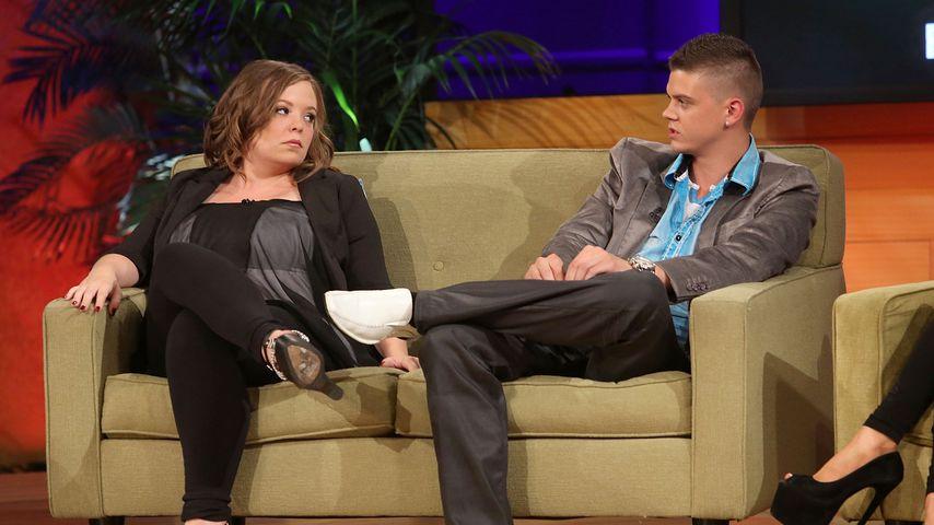 "Catelynn Lowell und Tyler Baltierra in der Show ""Couples Therapy"""