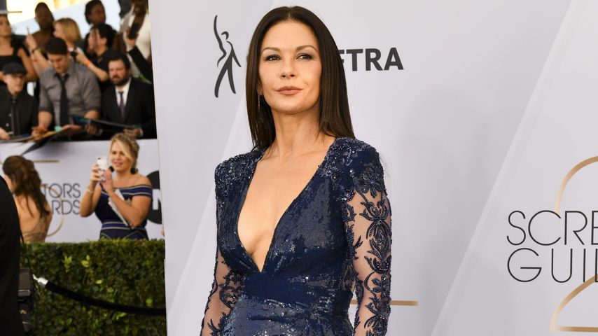 Catherine Zeta-Jones bei den SAG Awards 2019