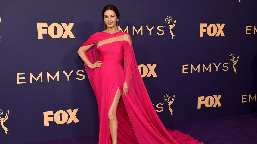 Catherine Zeta-Jones bei den Emmy-Awards in L.A. im September 2019