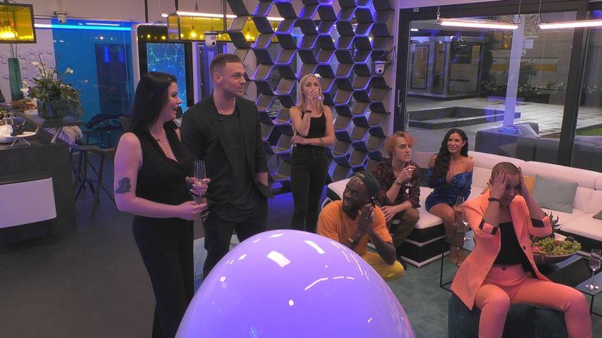 """Cathleen, Philipp, Gina, Mac, Tim, Maria und Michelle bei """"Big Brother"""""""