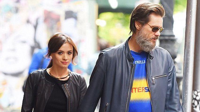 Vor Gerichtsprozess: Jim Carrey trauert um tote Ex-Freundin