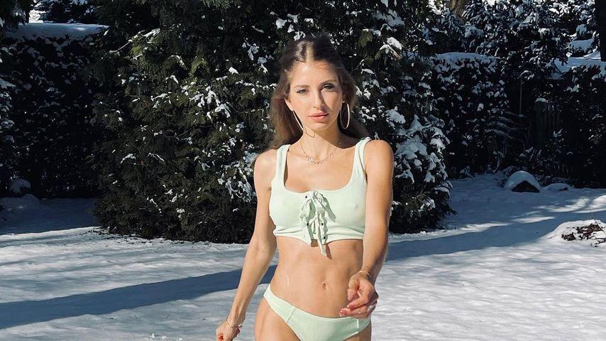 Cathy Hummels, Februar 2021