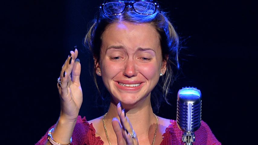 """Cathy Lugner im Finale von """"Promi Big Brother"""""""