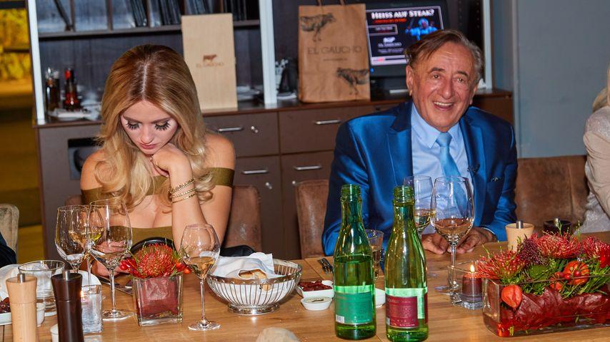 Cathy und Richard Lugner bei seiner B-Day-Party