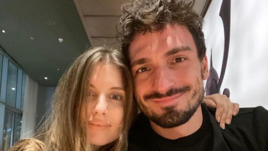Cathy und Mats Hummels im Dezember 2019