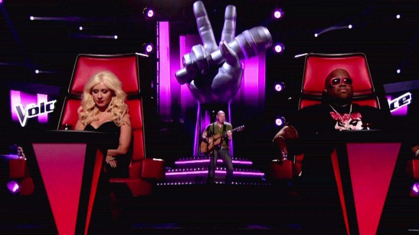 """Auch die Stars lieben das """"The Voice""""-Phänomen"""