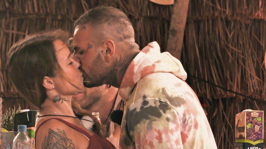 """Celina und Diogo bei """"Ex on the Beach"""""""