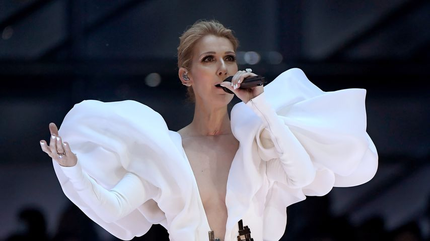 Céline Dion bei den Billboard Music Awards in Las Vegas
