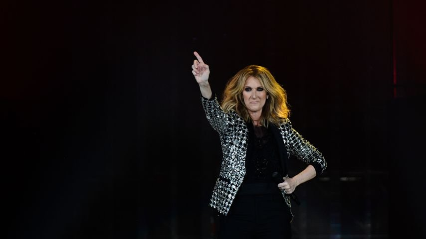 Céline Dion in Paris 2017