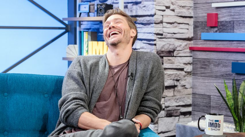 Chad Michael Murray im Februar 2019