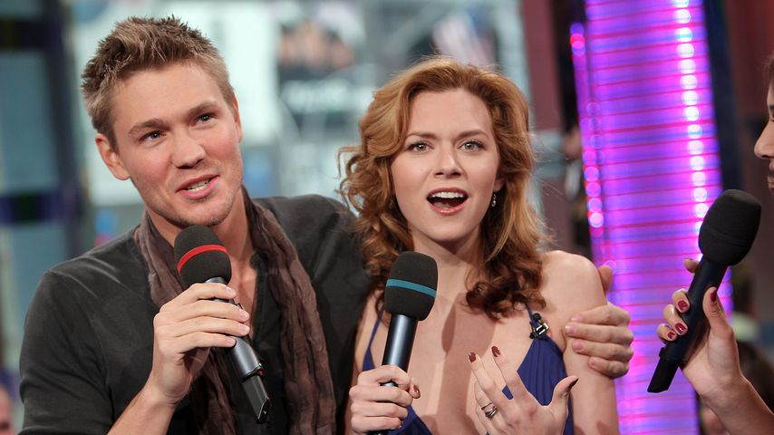 Chad Michael Murray und Hilarie Burton im Januar 2008