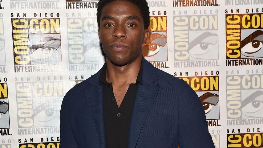 Chadwick Boseman auf der Comic-Con in San Diego im Juli 2016