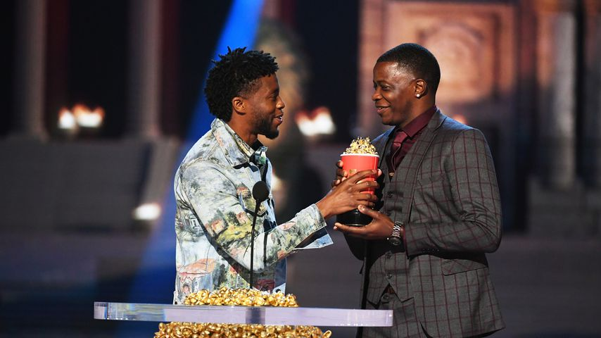 "An Nashville-Helden: ""Black Panther""-Star gibt MTV-Award ab"