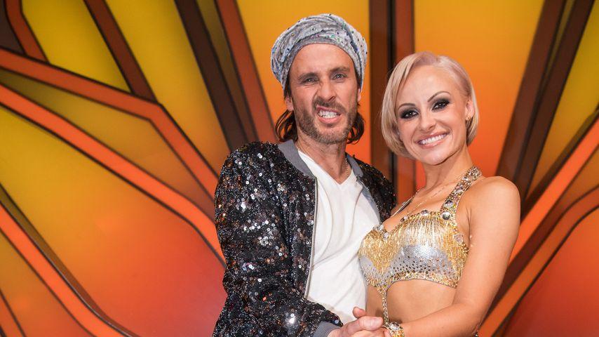 """Chakall und Marta Arndt bei """"Let's Dance"""" 2018"""