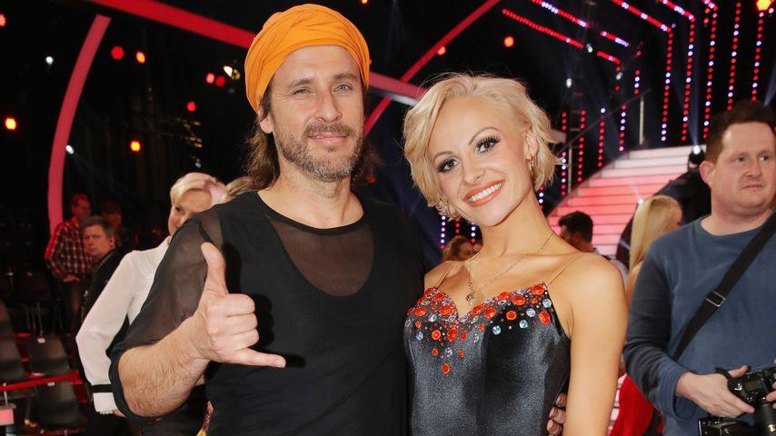 """Chakall und Marta Arndt in der zweiten Folge von """"Let's Dance"""""""