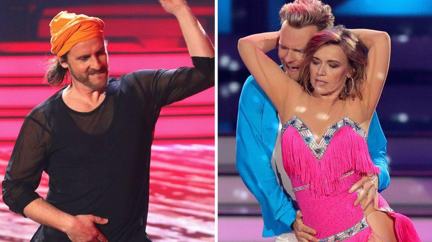 """Fans einig: """"Let's Dance""""-Aus für Chakall statt Tina Ruland!"""