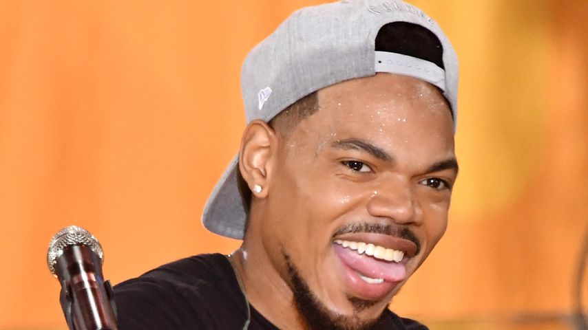 Chance the Rapper im August 2019