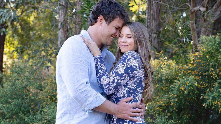 Chandler Powell und Bindi Irwin