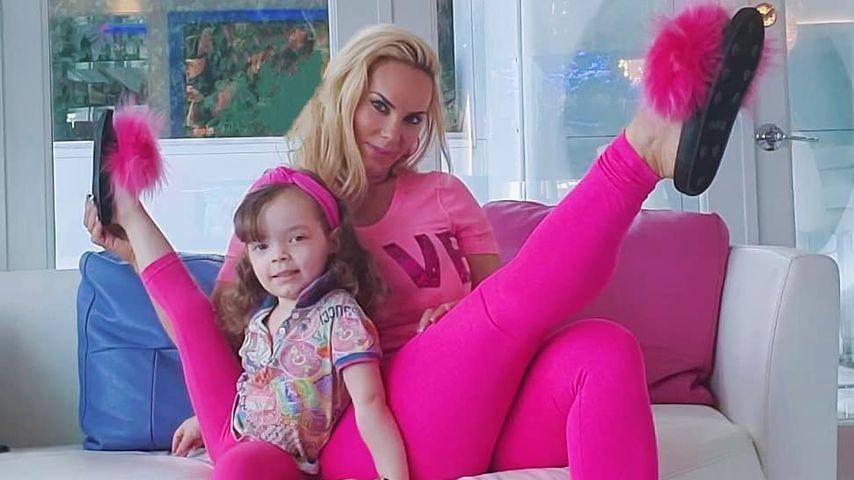 Chanel Nicole und Coco Austin, 2019
