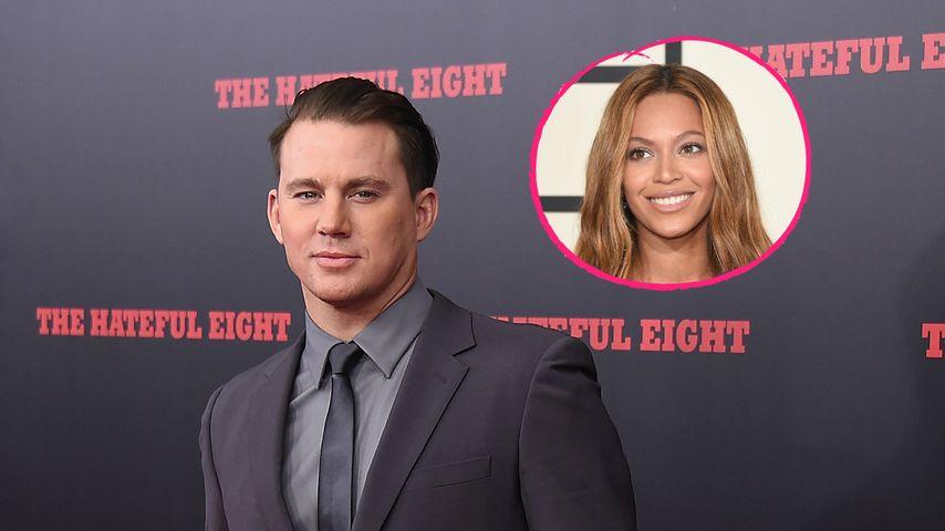 Bittere Tanz-Niederlage: Channing Tatum dankt Beyoncé