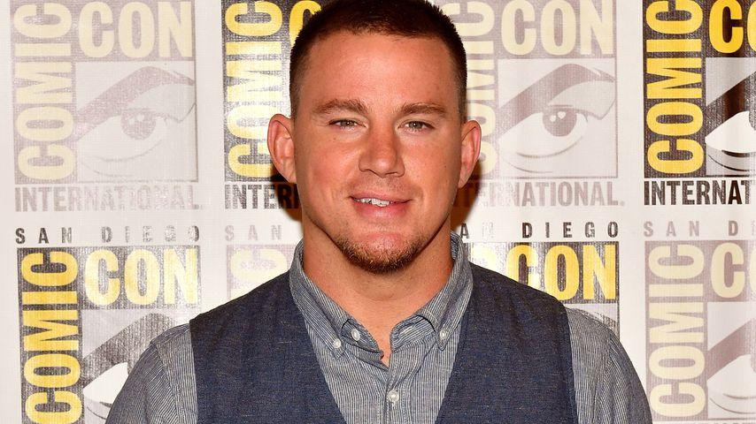 Channing Tatum auf der Comic-Con in San Diego